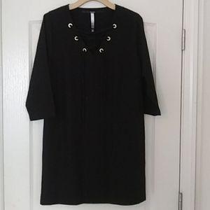 Black Kensie Nordstrom Dress
